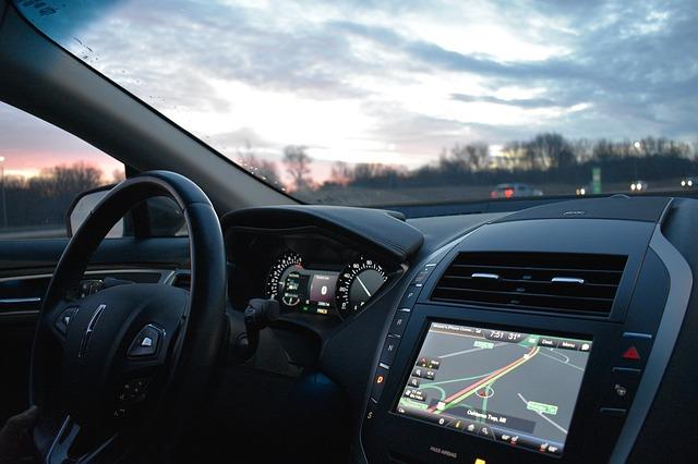 car GPS antennas