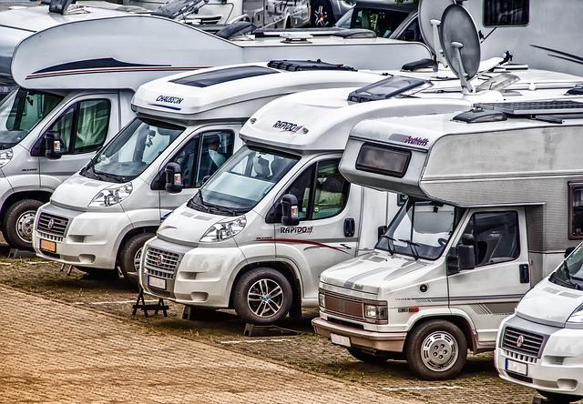 Mobile Home Automotive Van Technology
