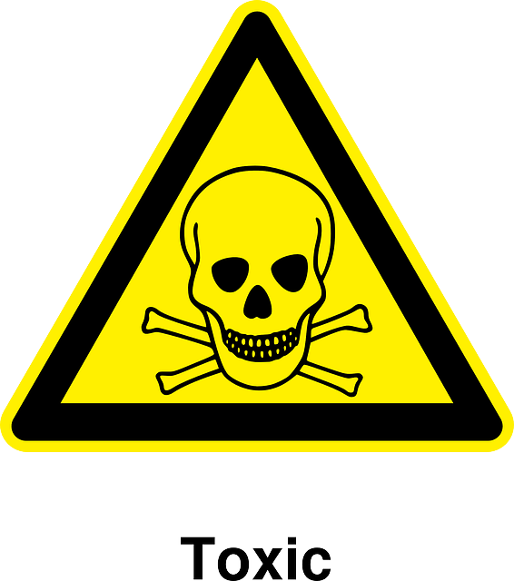 chemical warning